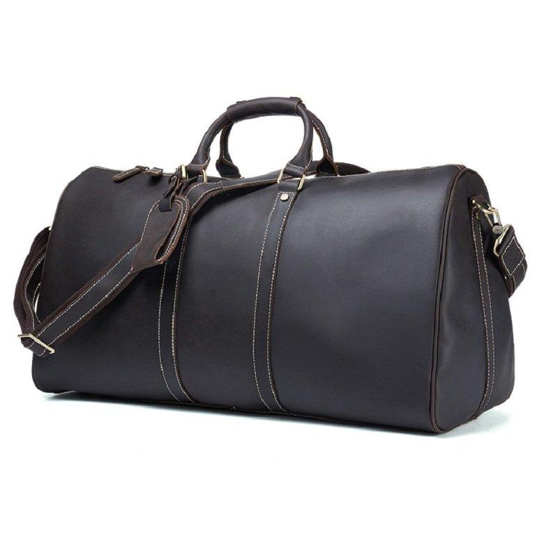 Túi xách du lịch da bò 351 big size cho những chuyến công tác dài ngày