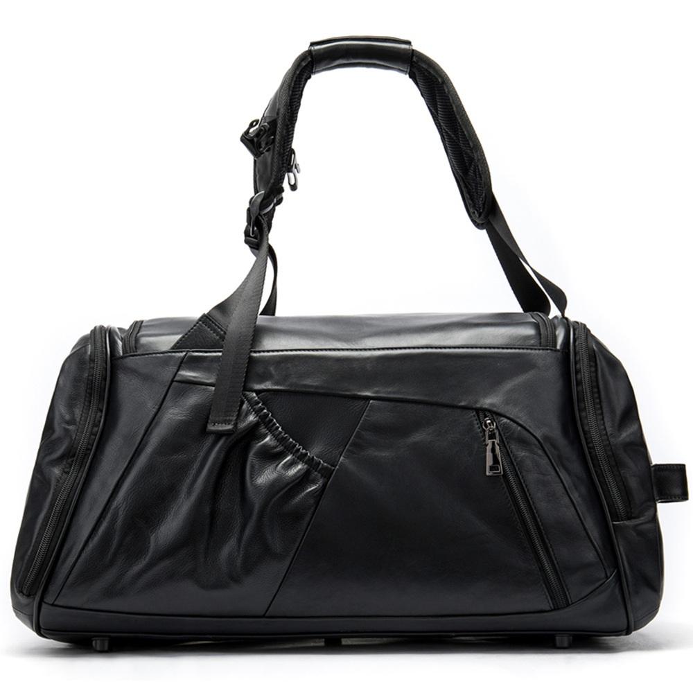 Túi xách du lịch da bò 355 cao cấp lịch lãm thời trang