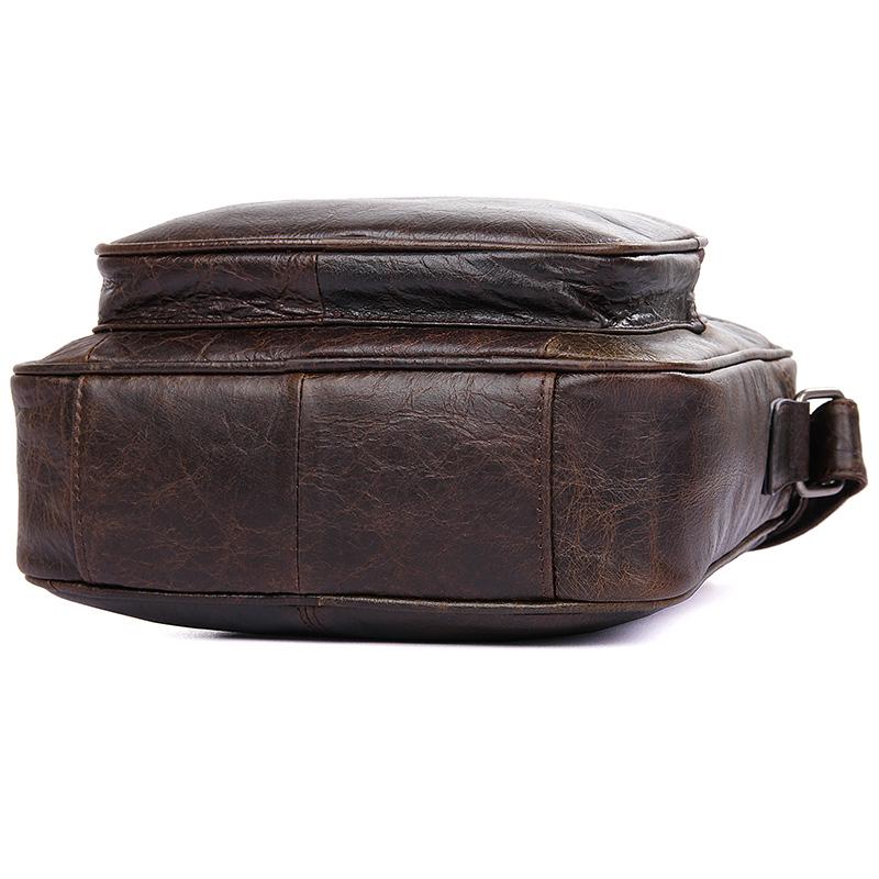 Túi xách đeo chéo da bò đựng Ipad 124