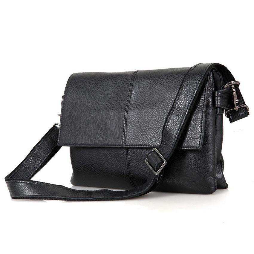 Túi đeo chéo da bò đựng ipad 185