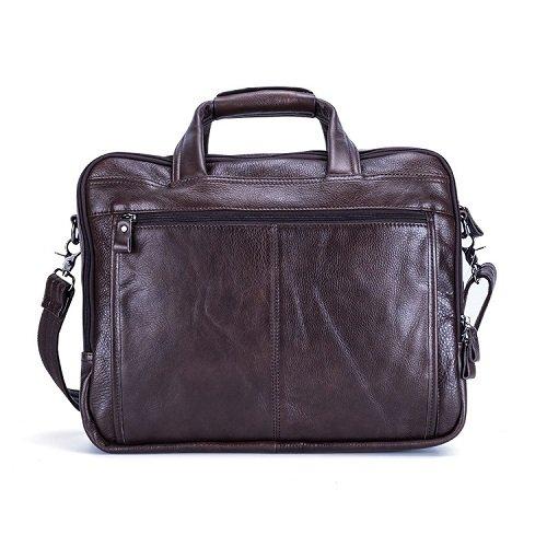 Túi xách laptop da bò #058