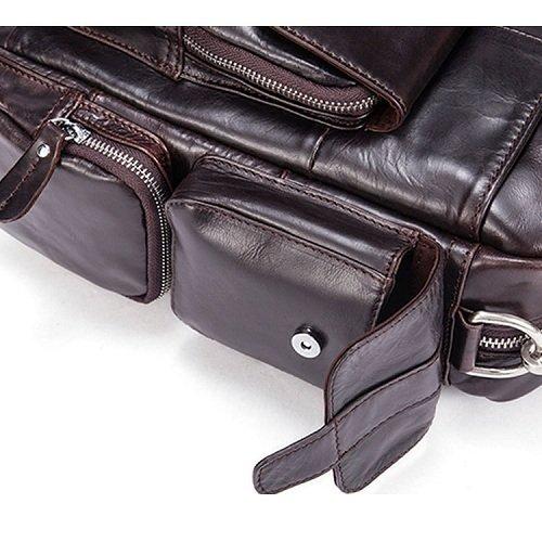 Túi xách laptop da bò #169