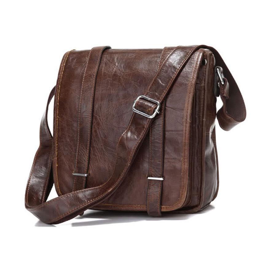 Túi da bò đeo chéo #149 thời trang