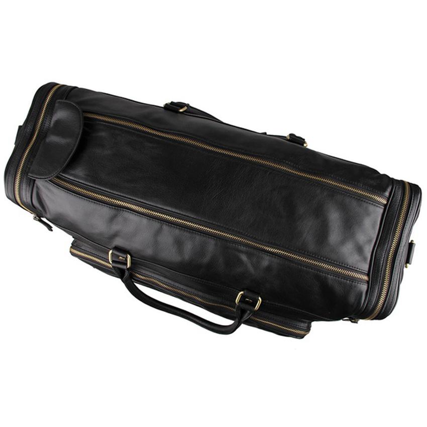 Túi xách du lịch da bò #612