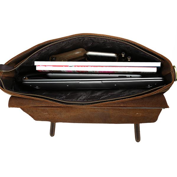 Cặp da bò đựng laptop 279 công sở
