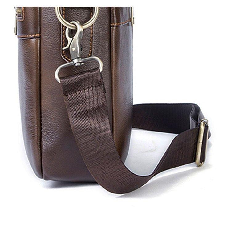 Túi xách công sở da thật 272 là một sự lựa chọn hoàn hảo cho nam giới nơi công sở