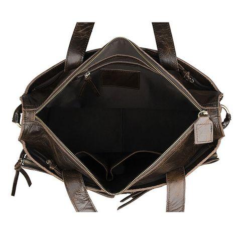 Túi xách du lịch da bò 077 thời trang sang trọng