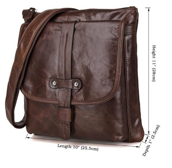 Túi xách nam đeo chéo 183 thời trang