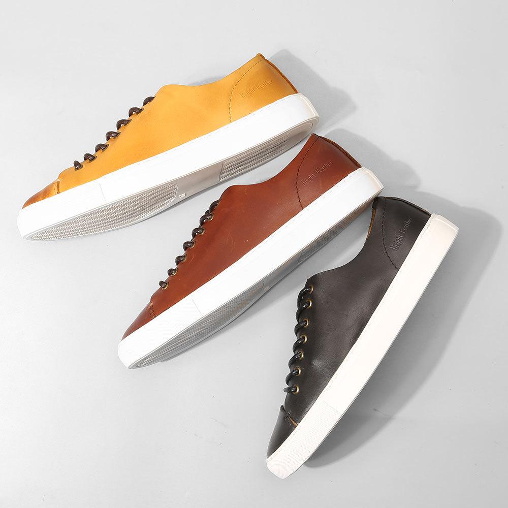 Giày da nam Oxford cao cấp GD006 style của quý ông sành điệu