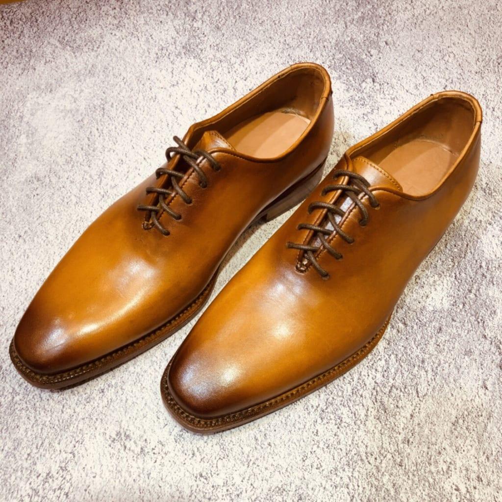 Giày da nam công sở thắt dây GD011 mũi nhọn thời trang