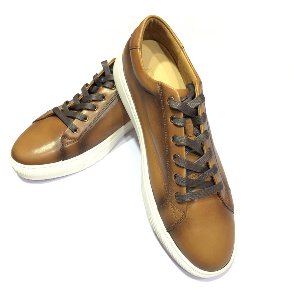 Giày da nam thể thao cao cấp GD006 style của quý ông sành điệu