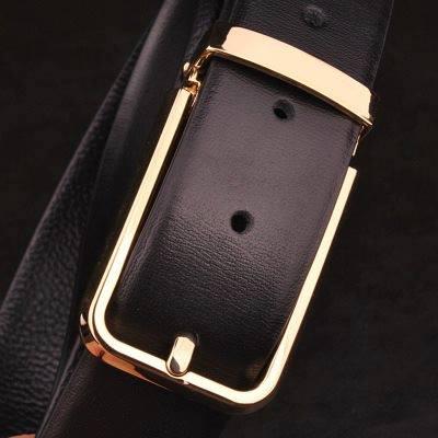 Thắt lưng da cao cấp TL1011 phong cách quý ông