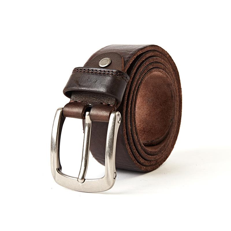 Thắt lưng da trơn nguyên miếng TL1007 phong cách thời thượng