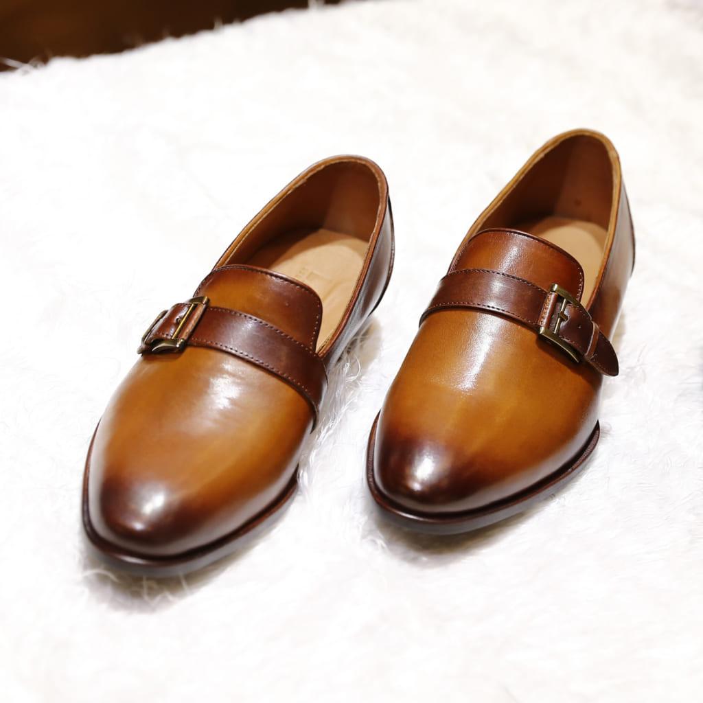 Giày da nam cao cấp Lazio