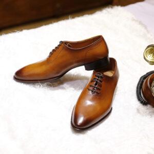 Giày tây thủ công LAZIO