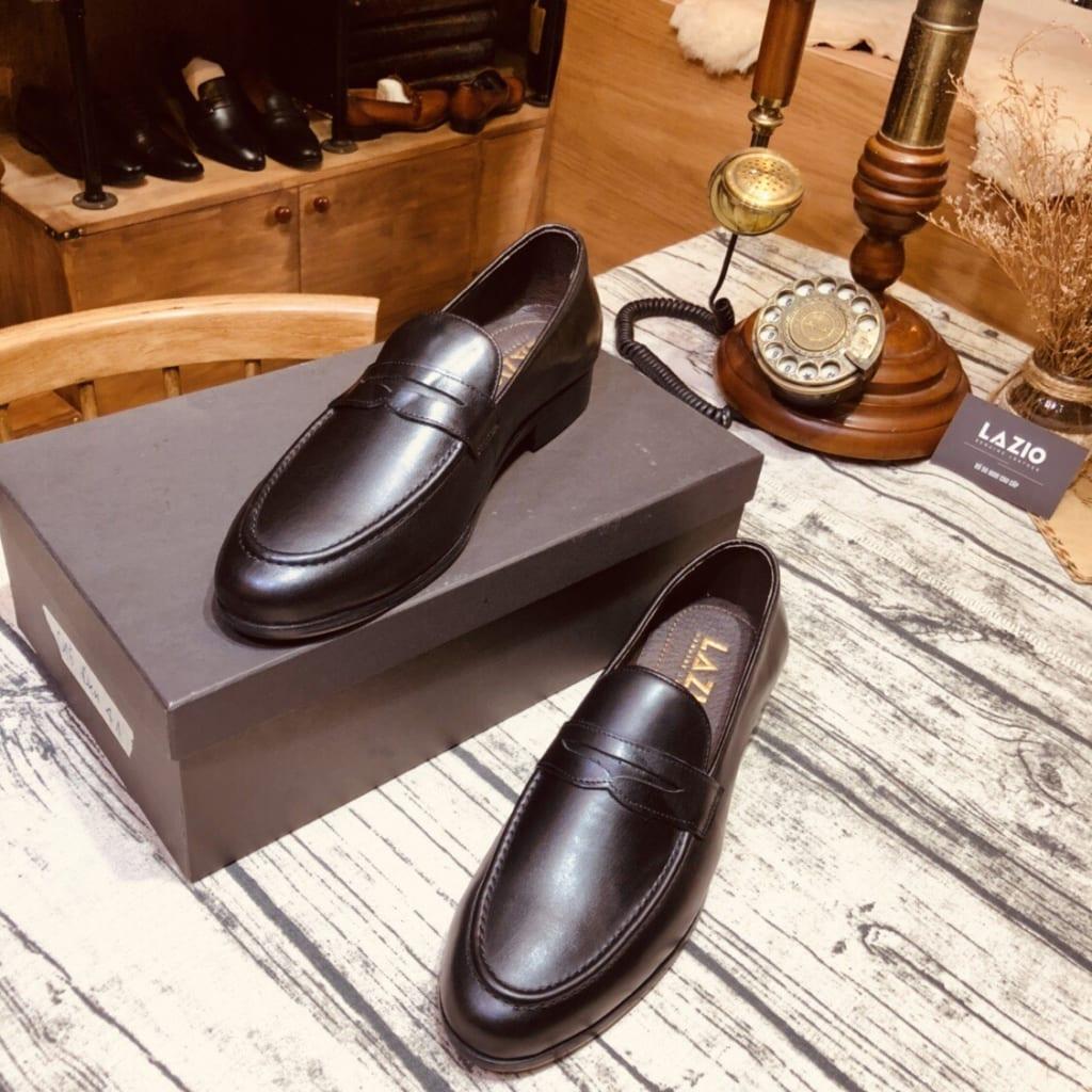 Giày da nam cao cấp Lazio GD015 của cá tính, đẳng cấp