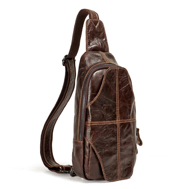 Túi da bò bao tử 918 kiểu dáng hợp thời trang tiện lợi