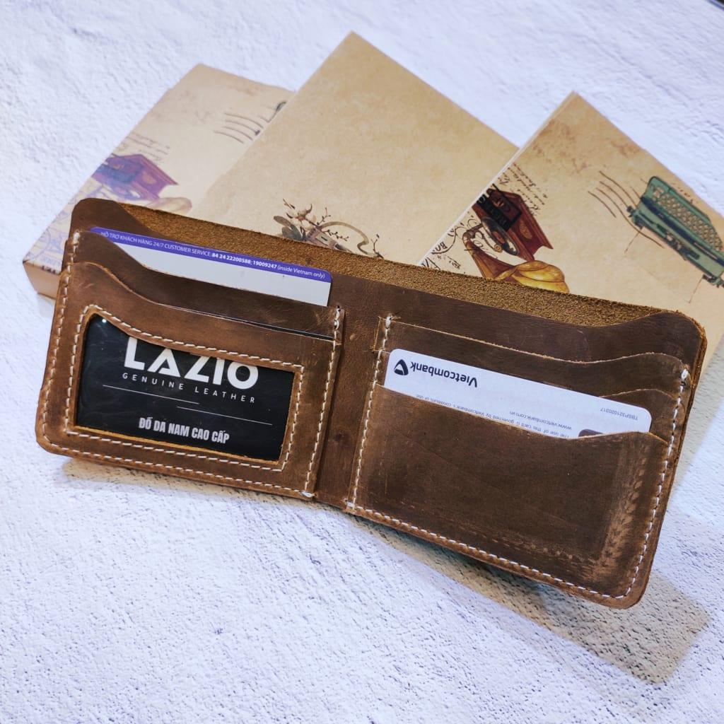 Ví da bò cao cấp Lazio 746 trẻ trung tinh tế thời trang