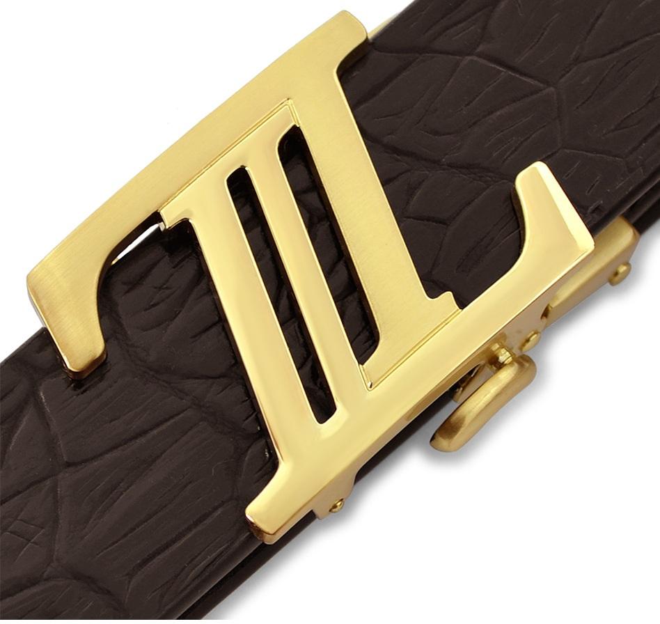 Thắt lưng thời trang da bò TL1014 lịch sự đẳng cấp
