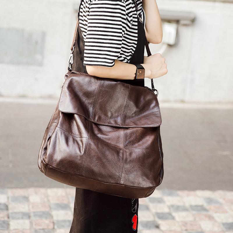 Túi xách thời trang da bò 560 da bò cao cấp nữ tính công sở lịch sự